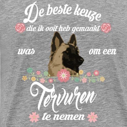 Tervuren - Mannen Premium T-shirt