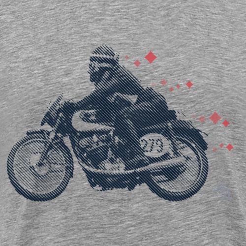 Moto Morini ReBello diamonds - Maglietta Premium da uomo