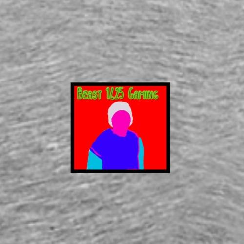 Beast 1425 gaming logo - Men's Premium T-Shirt