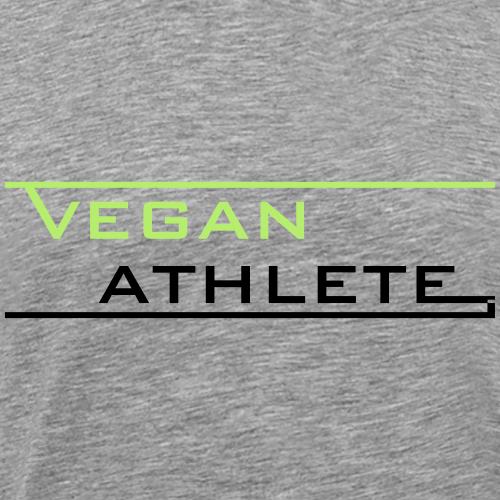 VEGAN ATHLETE - Männer Premium T-Shirt