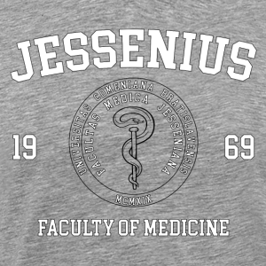 Jessenius Black Snake 1969 Stroke - Men's Premium T-Shirt