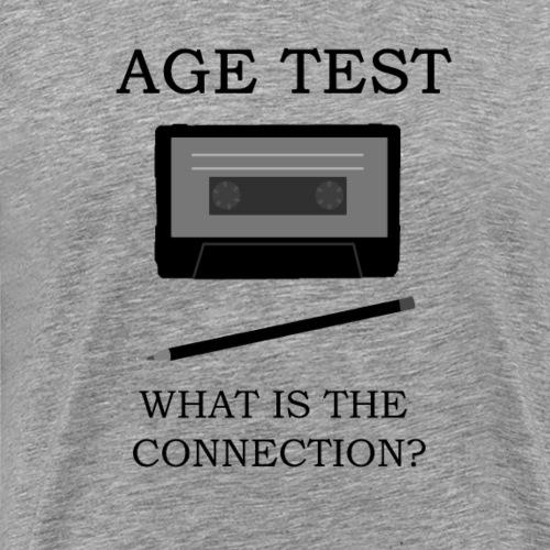 Alter Test - Männer Premium T-Shirt