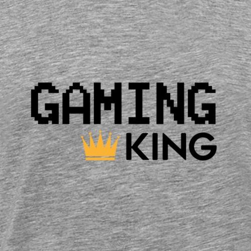 Gaming King - Men's Premium T-Shirt