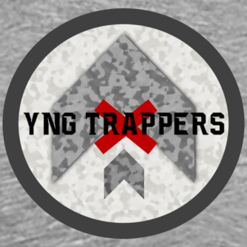 yng trappers - Men's Premium T-Shirt