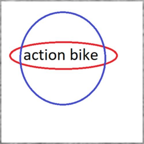 textile de la marque action ride bike - T-shirt Premium Homme