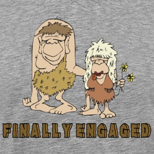 Finally Engaged - Men's Premium T-Shirt
