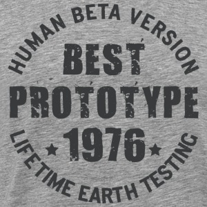 1976 - The year of birth of legendary prototypes - Men's Premium T-Shirt
