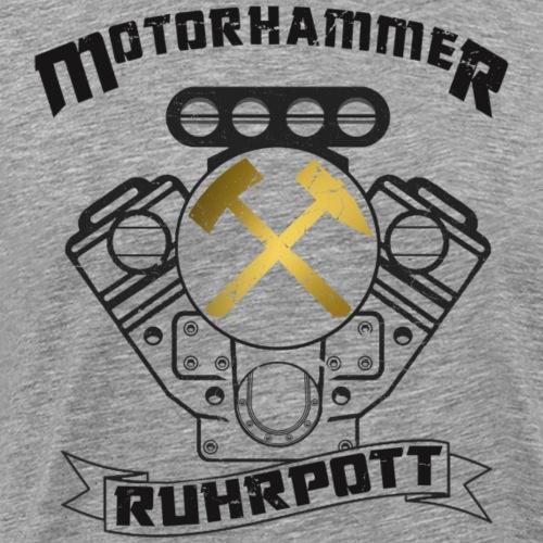 Motorhammer Ruhrpott - Men's Premium T-Shirt