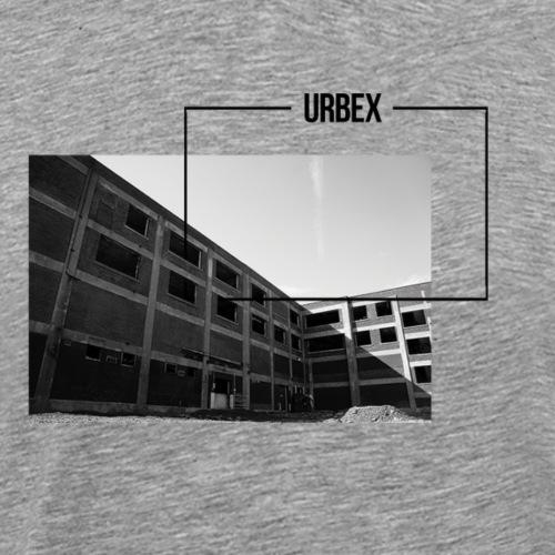Cadre urbex - T-shirt Premium Homme