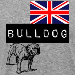 British Bulldog 5 Edition - Men's Premium T-Shirt