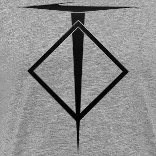 Outspoken 'Hex' - Men's Premium T-Shirt