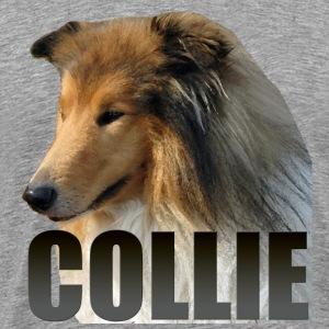 Collie - Premium T-skjorte for menn