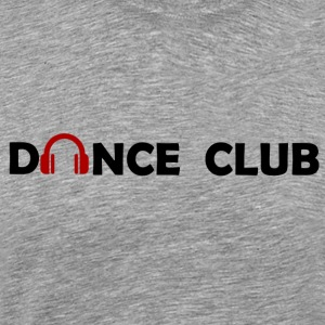 Dance Club - Mannen Premium T-shirt
