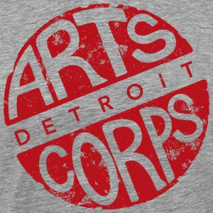 Body Art Detroit - Herre premium T-shirt