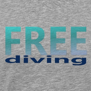 freediving - T-shirt Premium Homme