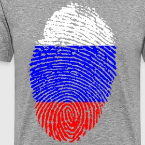RUSLAND 4 EVER COLLECTION - Herre premium T-shirt