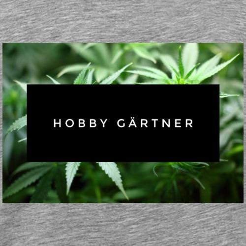 xHobbyGärtnerx - Männer Premium T-Shirt