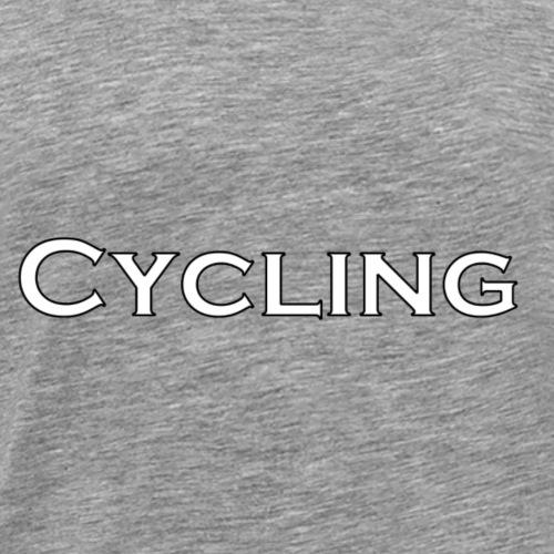 Cycling - Männer Premium T-Shirt