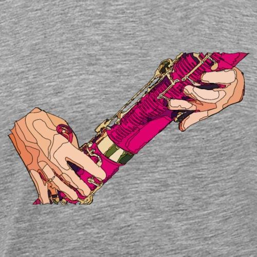 fagott1 - Männer Premium T-Shirt