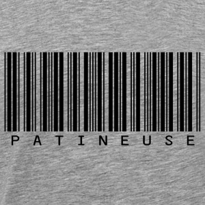 code_patineuse - T-shirt Premium Homme