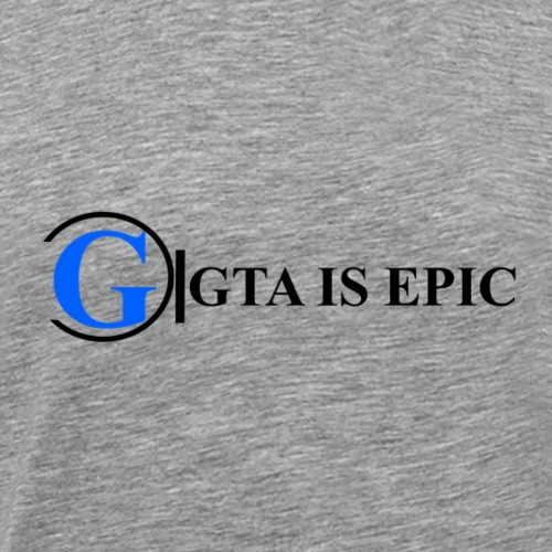 New logo for shirts and more - Men's Premium T-Shirt
