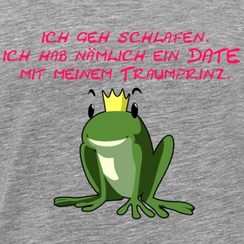 Prinz - Männer Premium T-Shirt