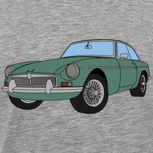 AQUAMARINE MGB - Men's Premium T-Shirt