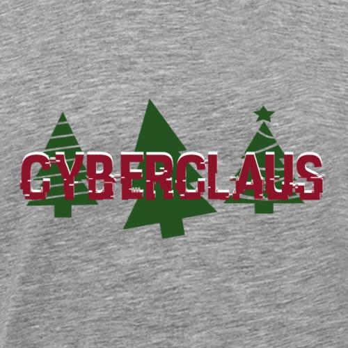 Christmas @ Cyberklaus - Männer Premium T-Shirt