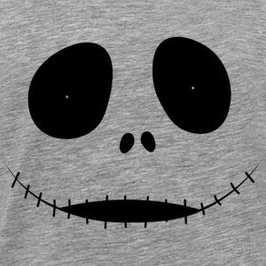scary face - Männer Premium T-Shirt