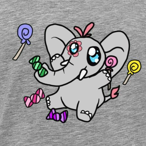 Sweetyphant - Männer Premium T-Shirt