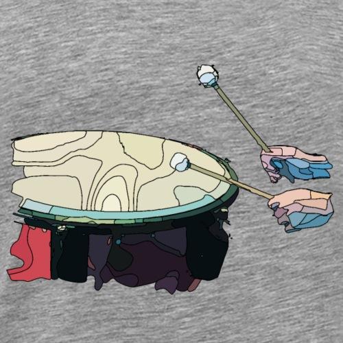 pauke1 - Männer Premium T-Shirt