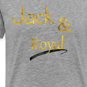Jack & Royal - Men's Premium T-Shirt