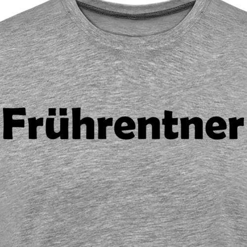 Frührenter - Männer Premium T-Shirt