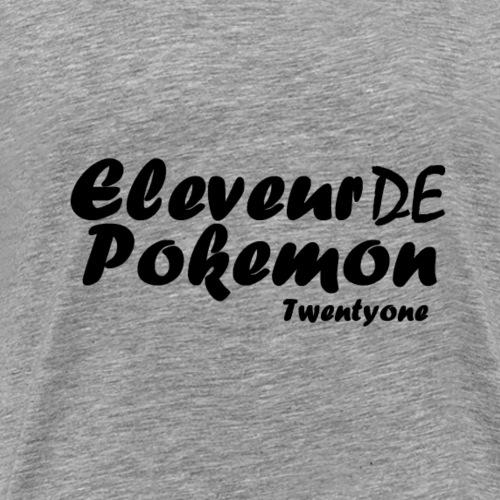 Éleveur de Poke mon - T-shirt Premium Homme