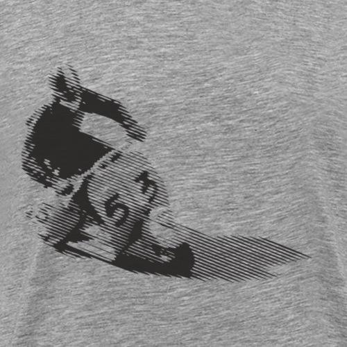 Vespa Faro basso #53 - Maglietta Premium da uomo