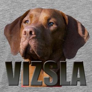 Vizsla - Premium T-skjorte for menn