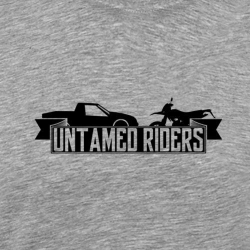 Untamed Riders EPA/MOPED - Premium-T-shirt herr