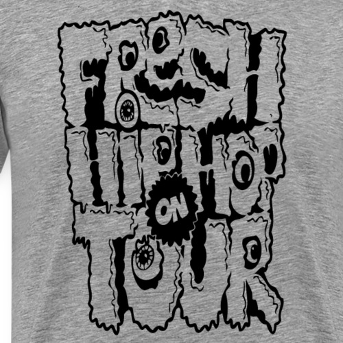 Fresh Hip Hop On Tour - T-shirt Premium Homme