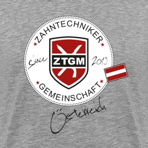 ZTGM oesterreich t shirt - Männer Premium T-Shirt