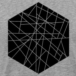Hexagraphe - T-shirt Premium Homme