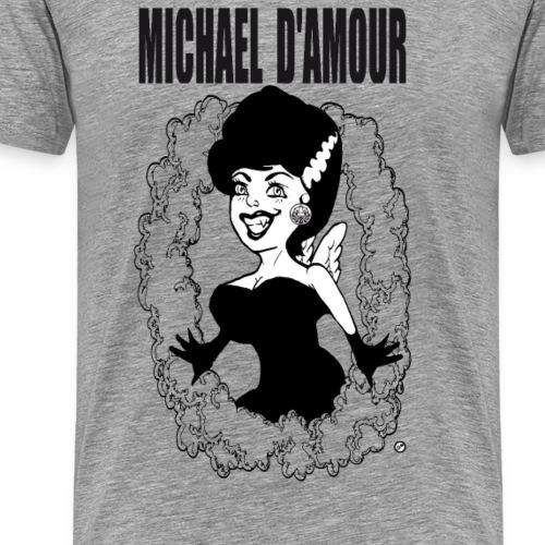 Michael D'Amour Vamp noir édition limitée - T-shirt Premium Homme