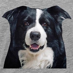 Border Collie - Premium T-skjorte for menn