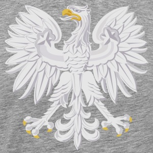 White Eagle - Men's Premium T-Shirt