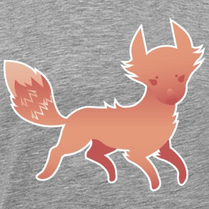 Fox - Herre premium T-shirt