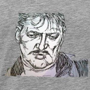 Sensuell - Premium-T-shirt herr
