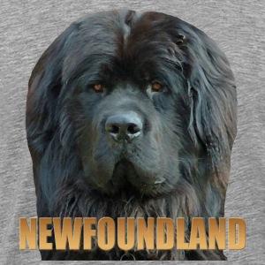Newfoundland - Premium T-skjorte for menn