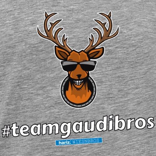 Teamgaudibro HARIZ PIXBROS WIESNBROS Oktoberfest - Männer Premium T-Shirt