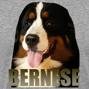 Bernese - Men's Premium T-Shirt