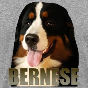 Bernese - Premium T-skjorte for menn