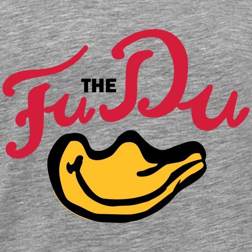 Schriftzug FuTheDu - Männer Premium T-Shirt